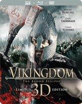 Vikingdom (3D Blu-ray + 2D Blu-ray + Dvd) (Steelbook)