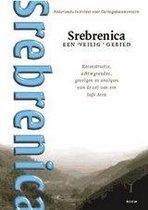 Srebrenica, een veilig gebied hoofdrap.