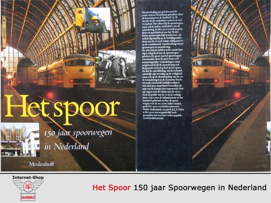 Spoor - W. van den Broeke |