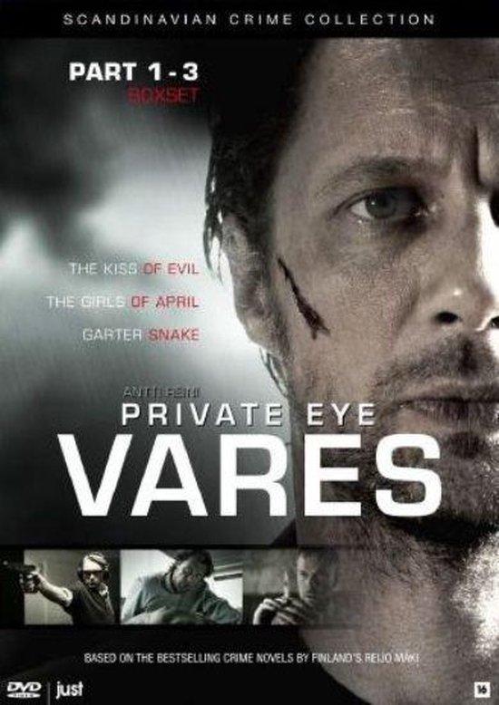 Cover van de film 'Private Eye Vares Box'