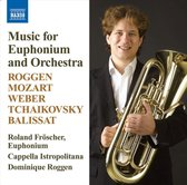 Music For Euphonium And Orchestra
