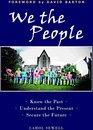 Boek cover We the People van Carol Sewell