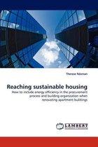 Reaching Sustainable Housing