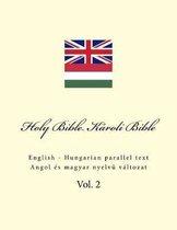 Boek cover Holy Bible. K roli Bible van Ivan Kushnir