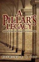 Boek cover A Pillars Legacy van Raymond A K Cox