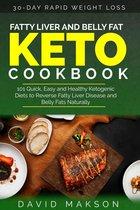 Fatty Liver and Belly Fat Keto Cookbook