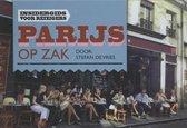 Parijs op zak - dwarsligger (compact formaat)