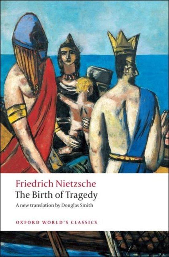 Boek cover The Birth of Tragedy van Friedrich Nietzsche (Paperback)