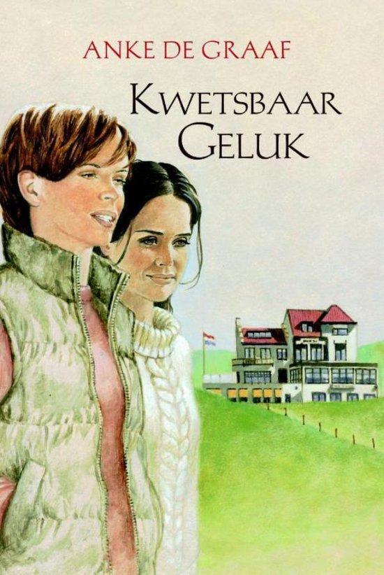 Boek cover Kwetsbaar geluk van Anke de Graaf (Onbekend)