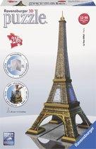 Ravensburger Eiffeltoren - 3D Puzzel gebouw van 216 stukjes