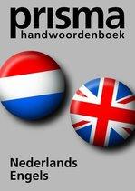 Prisma Handwoordenboek Nederlands Engels