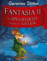 Boek cover Fantasia II -   Fantasia II van Geronimo Stilton (Hardcover)