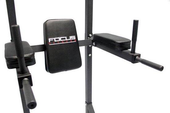 Power Tower Focus Fitness Force 7 - Krachtstation - Focus Fitness