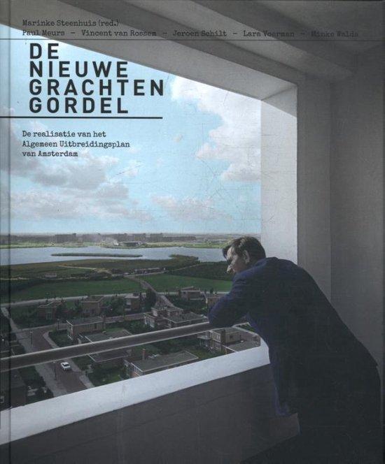 De nieuwe grachtengordel - Marinke Steenhuis  
