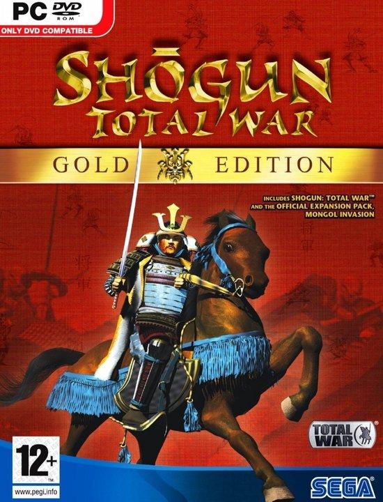 Shogun Total War Gold Edition – Windows