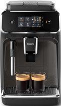 Philips 2200 Serie EP2224/40 - Espressomachine - Zwart/Grijs & RVS