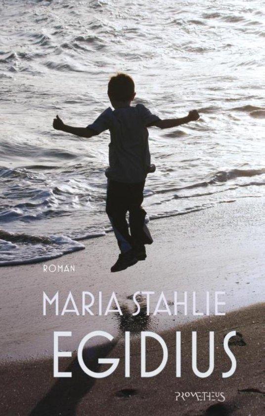 Boek cover Egidius van Maria Stahlie (Onbekend)