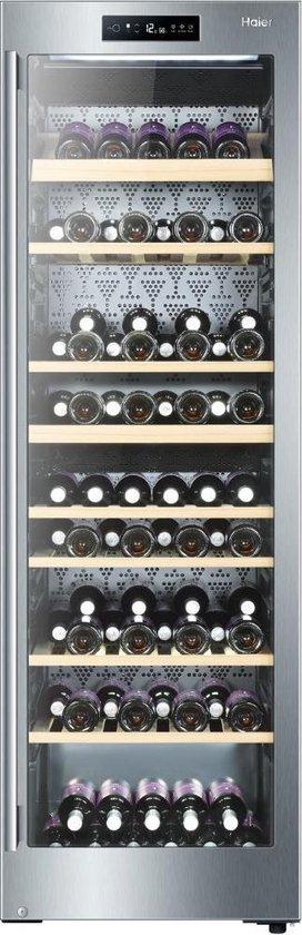 Haier WS137GDAI - Wijnkoelkast - 137 flessen