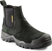 Buckler Boots BSH006BK Buckshot 2 S3 Instapper Zwart maat 43