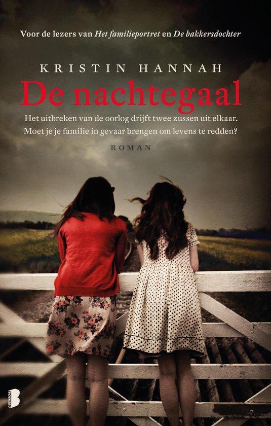 Boek cover De nachtegaal van Kristin Hannah (Paperback)