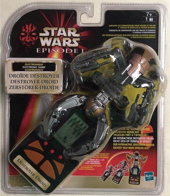 Afbeelding van het spel Star Wars Destroyer Droid elektronisch spel 1999