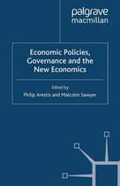 Boek cover Economic Policies, Governance and the New Economics van