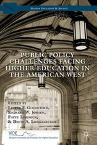Public Policy Challenges Facing Higher Education in the American West