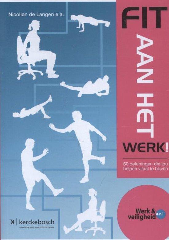 Fit aan het werk! - Nicolien de Langen pdf epub