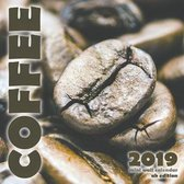 Coffee 2019 Mini Wall Calendar (UK Edition)
