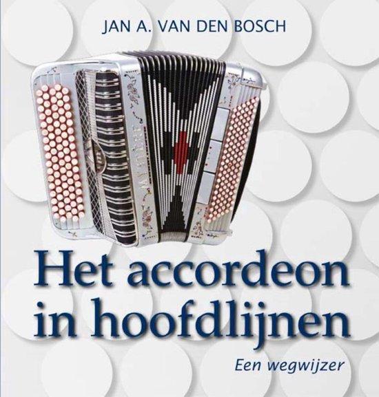 Het accordeon in hoofdlijnen - Boekenplan   Fthsonline.com