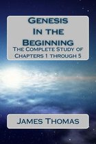 Boek cover Genesis van MR James E Thomas