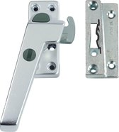 AXA 3320 Veiligheids raamsluiting - 3320-61-91/6 - draairichting 4 - Aluminium F1