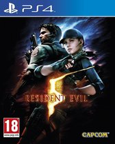 Capcom Resident Evil 5 HD Remake video-game PlayStation 4 Basis
