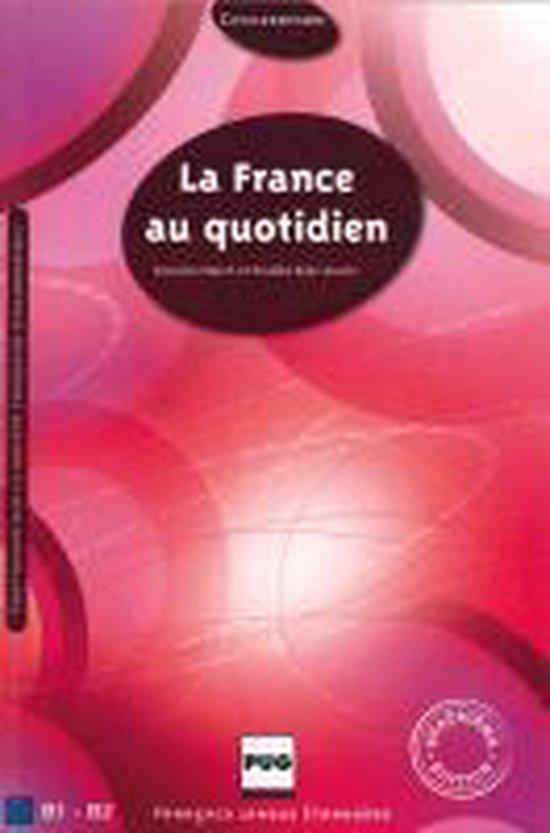 book-image-La France au quotidien - Nouvelle édition