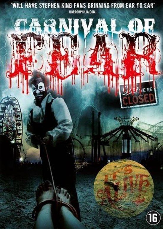 Cover van de film 'Carnival Of Fear'