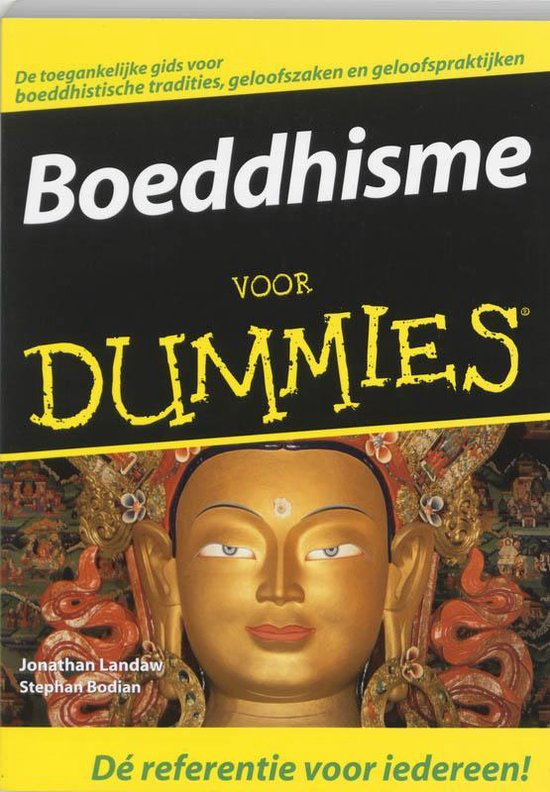 Boeddhisme Voor Dummies - Jonathan Landaw  