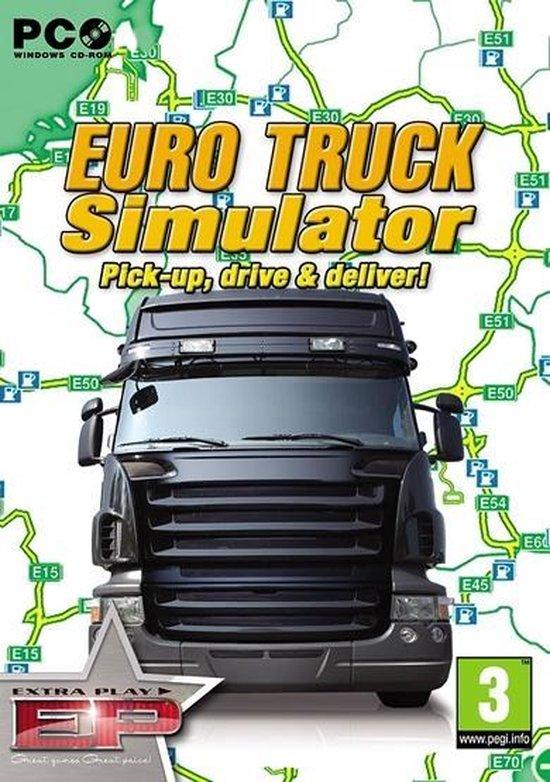 Euro Truck Simulator 2008 budget (Extra Play) – Windows