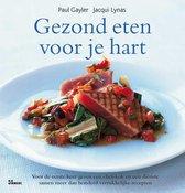 Boek cover Gezond eten voor je hart van P. Gayler