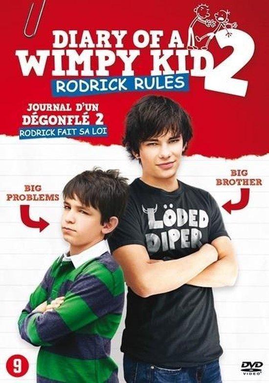 bol.com | Diary Of A Wimpy Kid 2: Rodrick Rules (Dvd ...