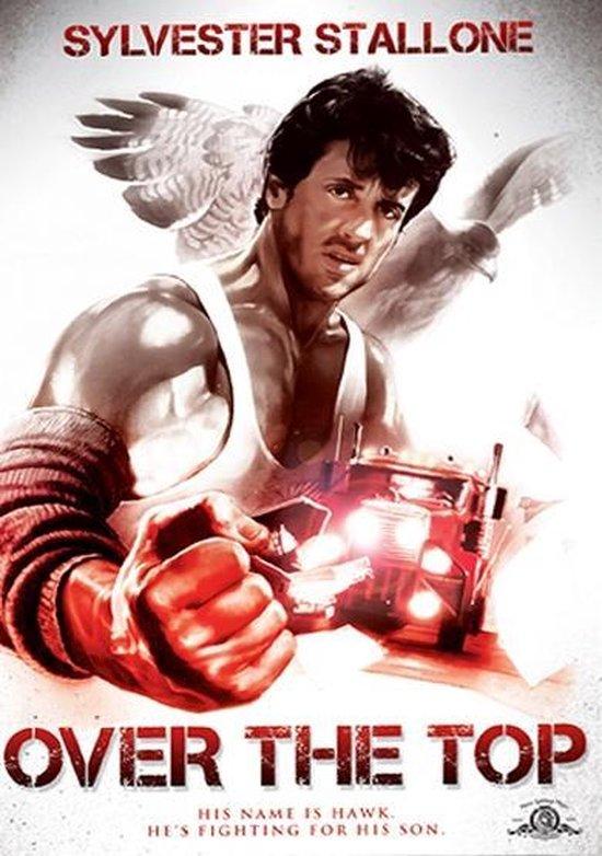 Cover van de film 'Over The Top'