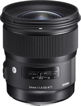 Sigma 50mm F1.4 DG HSM Art Sony E-Mount - Zwart