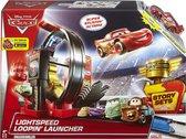 Disney Pixar Cars Supersnelle looping lanceerder - Autobaan