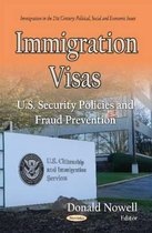 Boek cover Immigration Visas van
