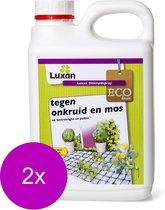 Luxan Onkruidspray - Onkruidbestrijding - 2 x 2500 ml