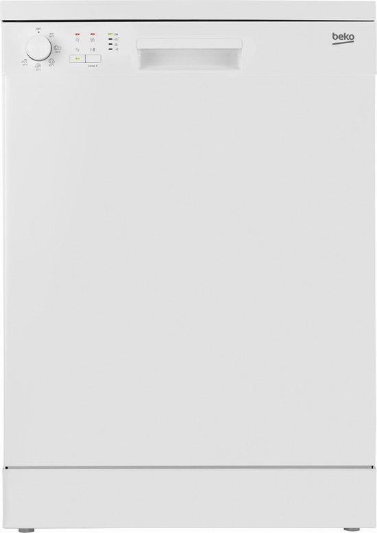 Beko DFN05311W - Vrijstaande vaatwasser - wit