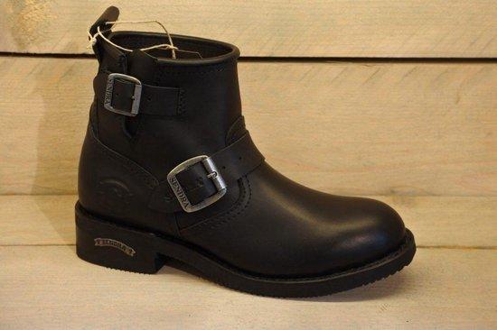 Sendra boots 2976 - zwart - Maat 38