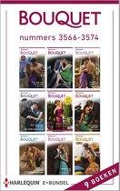 Bouquet e-bundel nummers 3566-3574, 9-in-1