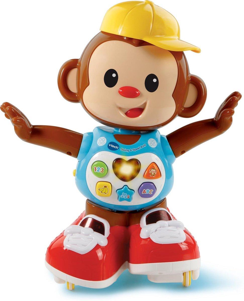 VTech Baby Swing & Speel Aap - Educatief Babyspeelgoed