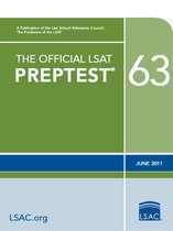 The Official LSAT PrepTest 63