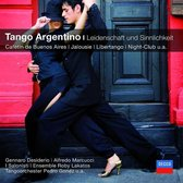 Various: Tango Argentino-Leidenschaft Und Sinnlichkeit (CC)